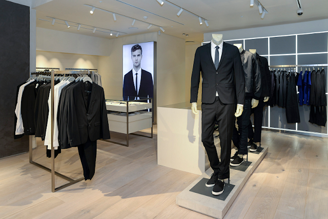 Como são as lojas Calvin Klein em Miami e Orlando