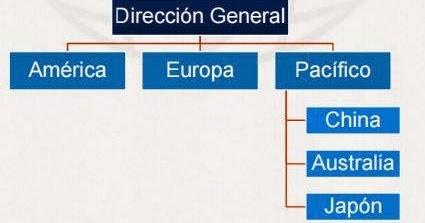 Dorganizacional En Perú Modelo Organización Geografico