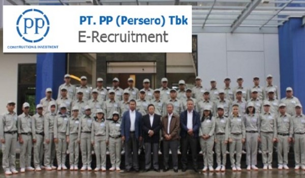 PT PEMBANGUNAN PERUMAHAN (PERSERO) : HUMAN RESOURCES OFFICER - BUMN, INDONESIA