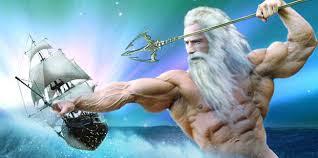 Poseidon nos mitos
