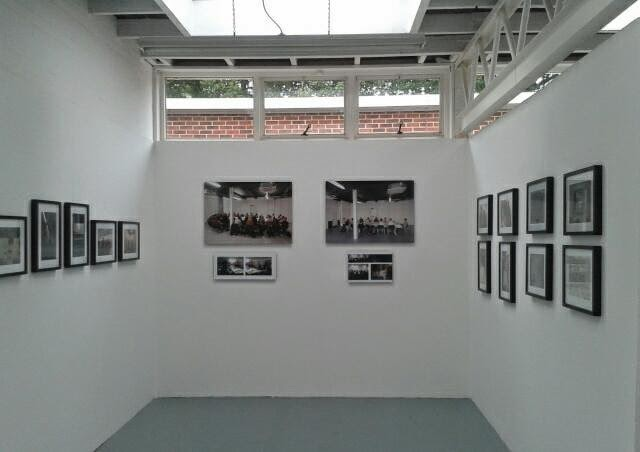 Fine art degree exhibition by Suzanna Raymond, 2013