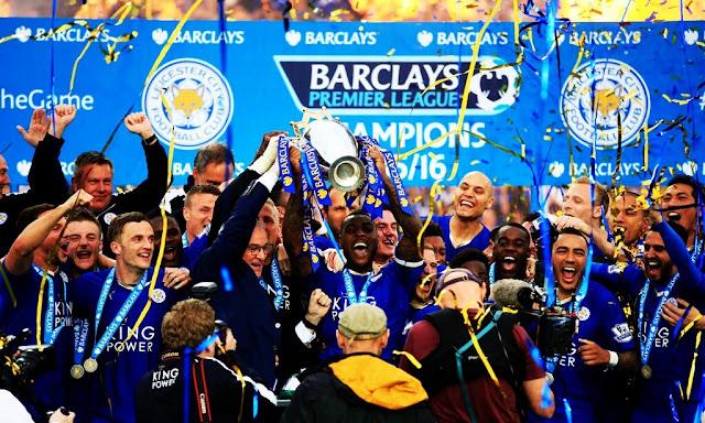 Todos os Campeões da Premier League