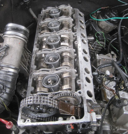 Mercedesbenz w202 c250d mercedes benz starting problem for Mercedes benz 5 cylinder diesel engine