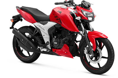 best bikes in India 150cc, Tvs apache rtr 160 4v