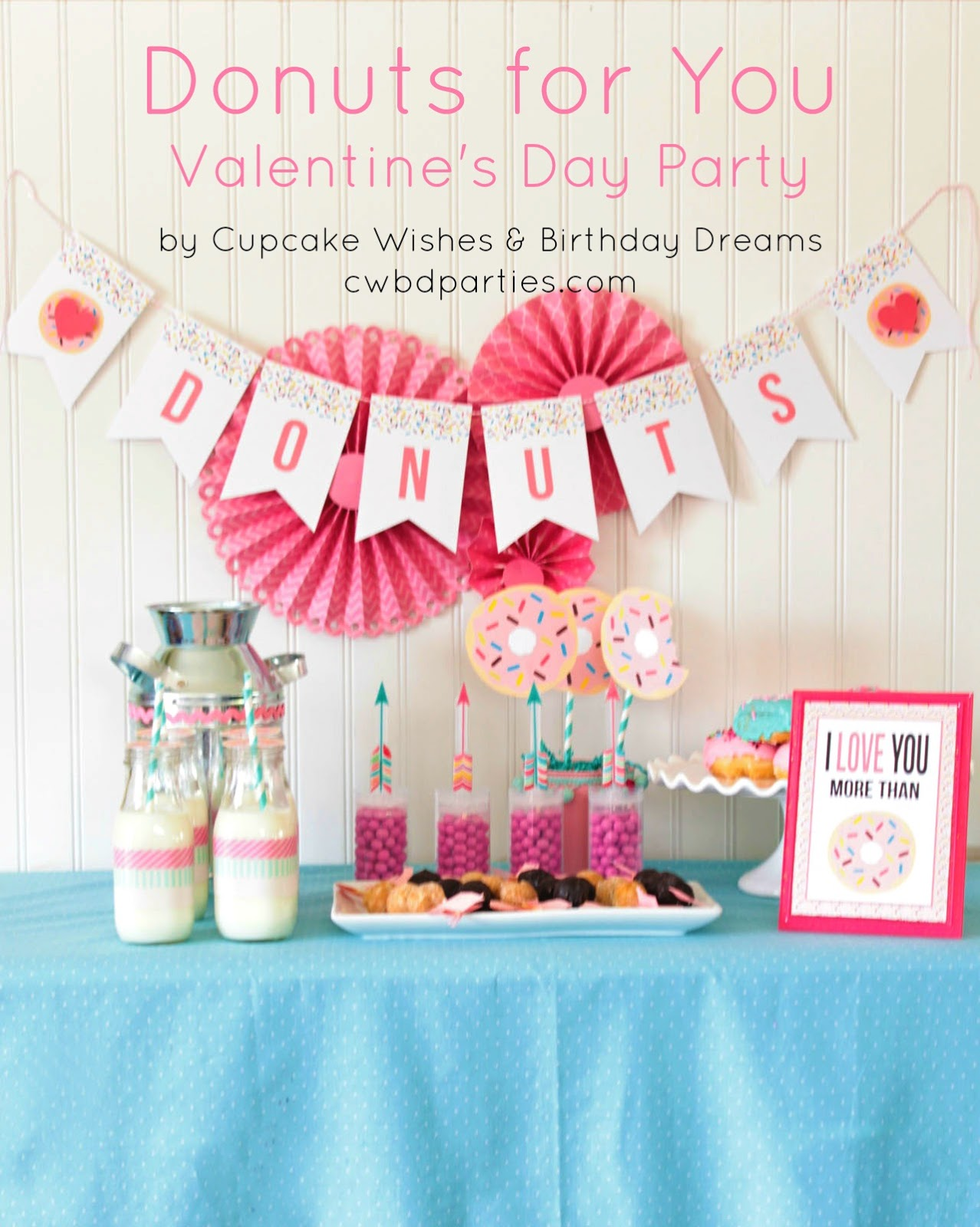 Cupcake Wishes Birthday Dreams Party Gals Linky Party No 14