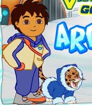 Dora And Diego Arctic Advanture