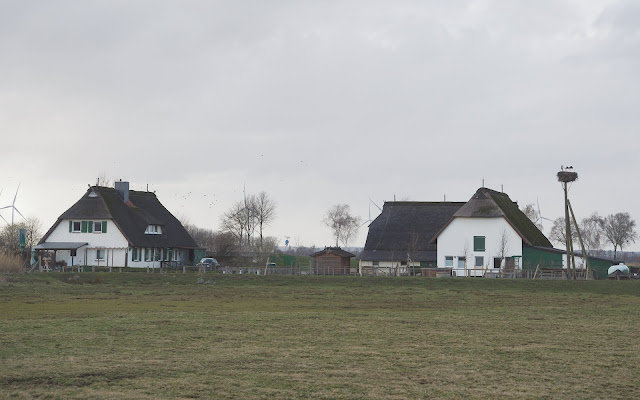 Schäferhof mit Storchenhorst