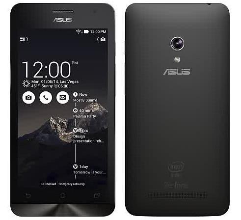 Harga HP Asus Zenfone 5 Lite Ram 1/2gb A502CG