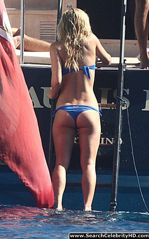 Emmanuelle chriqui bikini candids at miami beach 7