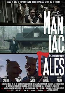 Maniac Tales, una película coral de cinco relatos.
