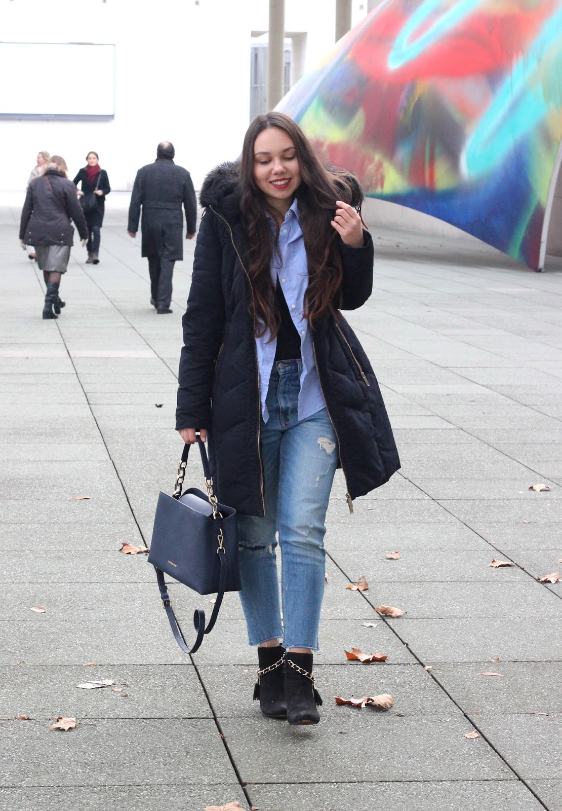 Zigaretten jeans  winterideen