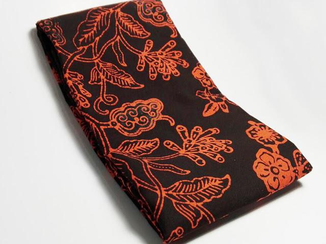 Batik Khas Sukorejo Pacitan Sendang Arum Motif Bunga Cengkih