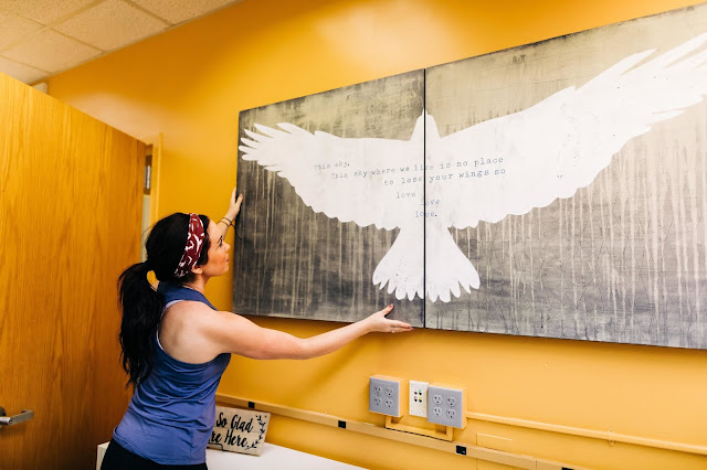 A Behind the Scenes Look at the SuperHERO Teacher Classroom Makeover