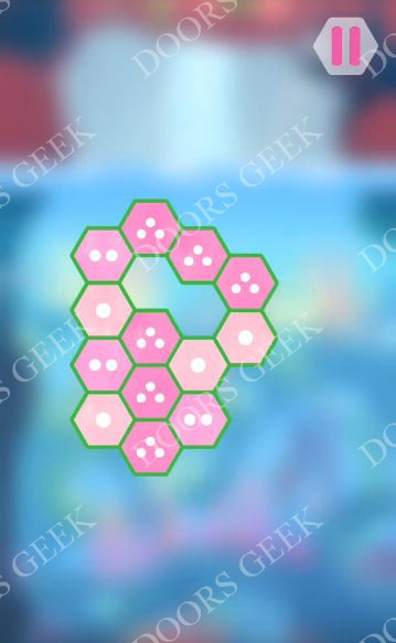 Hexologic Level 14 Solution, Cheats, Walkthrough for android, iphone and PC Steam