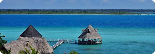 Visita Bacalar Quintana Roo, México