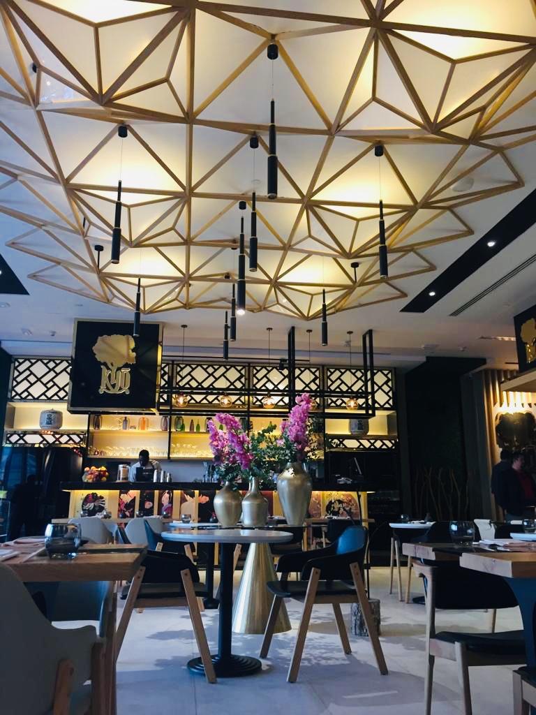 KYO- Authentic Japanese @ THE POINTE   Dubai Fashion Blog