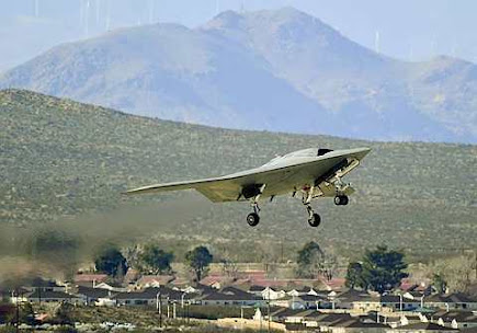 navy X-47B Unmanned Combat Air