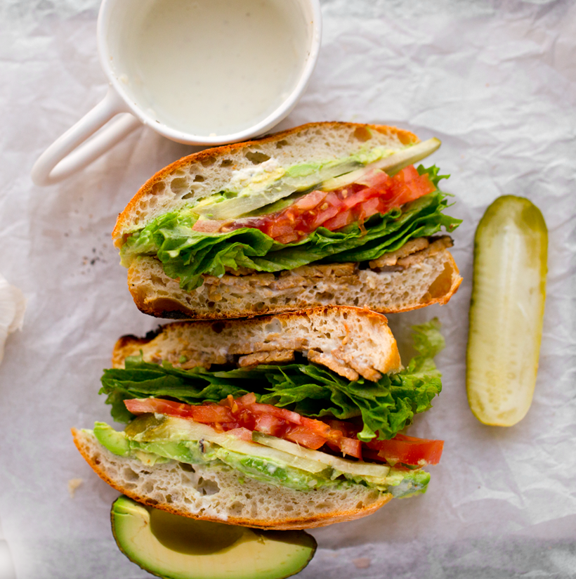 TTLA Sandwich: Whole Foods Copycat