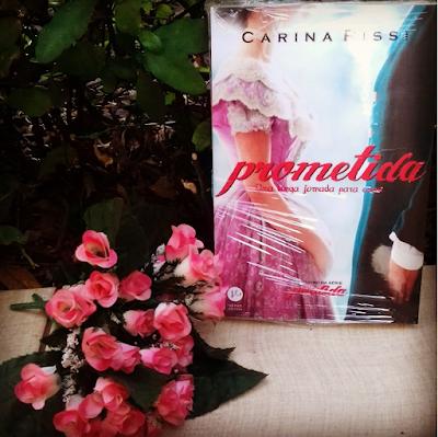Prometida: uma longa jornada para casa, de Carina Rissi - Verus Editora