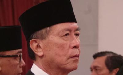 Jokowi Angkat Bos Judi Jadi Wantimpres