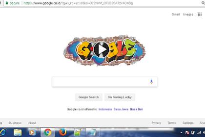 Logo Google di Browser Anda Berubah? Ternyata.....