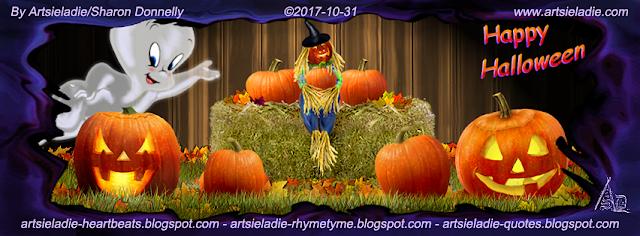 Halloween Facebook cover (5) by Artsieladie