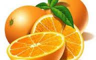 cuide-se usando a laranja