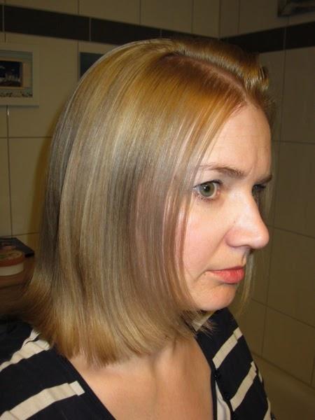 Moppis Blog  Aus Freude Mein Baby war beim Friseur