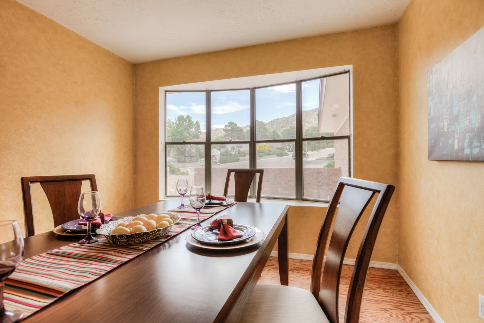 Home Staging In Albuquerque Sold In Less Than 30 Days After Staging Glenwood Hills South
