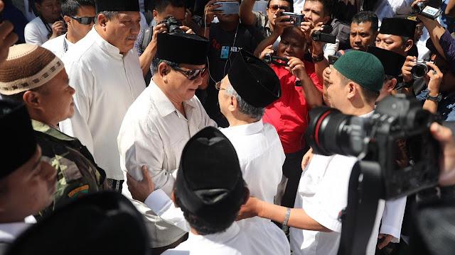 Gerindra: Prabowo dan Gus Solah Bertemu Bahas Penyelamatan Ekonomi