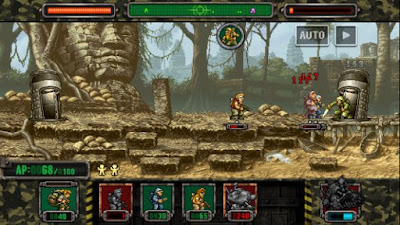 Download Metal Slug Attack Mod Apk v3.9.0 (Unlimited AP)