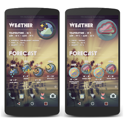 Meteo Widgets by LP I V4.2