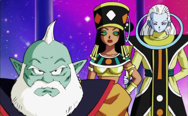 dragon ball super universe 2