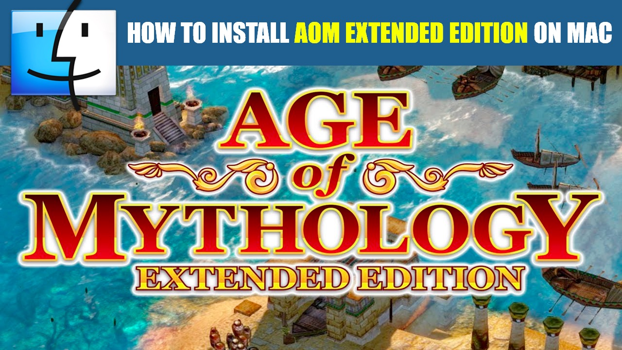 How to Install Age of Mythology Extended Edition on Mac