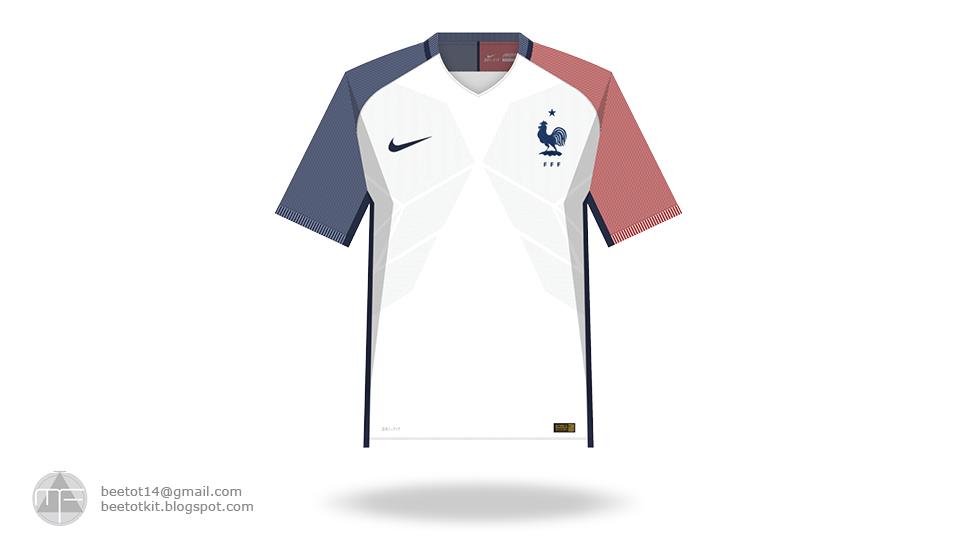 dad764d387 Beetot Kit  UPDATED  France Euro 2016 Kit