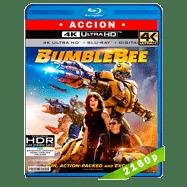 Bumblebee (2018) IMAX ULTRA HD BDREMUX 2160p Latino