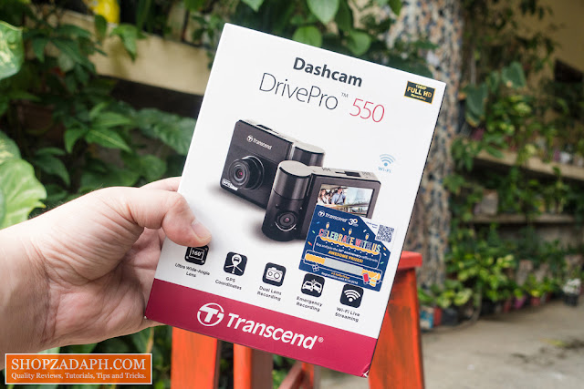transcend drivepro review
