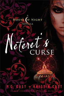 Cover Reveal: Neferet's Curse