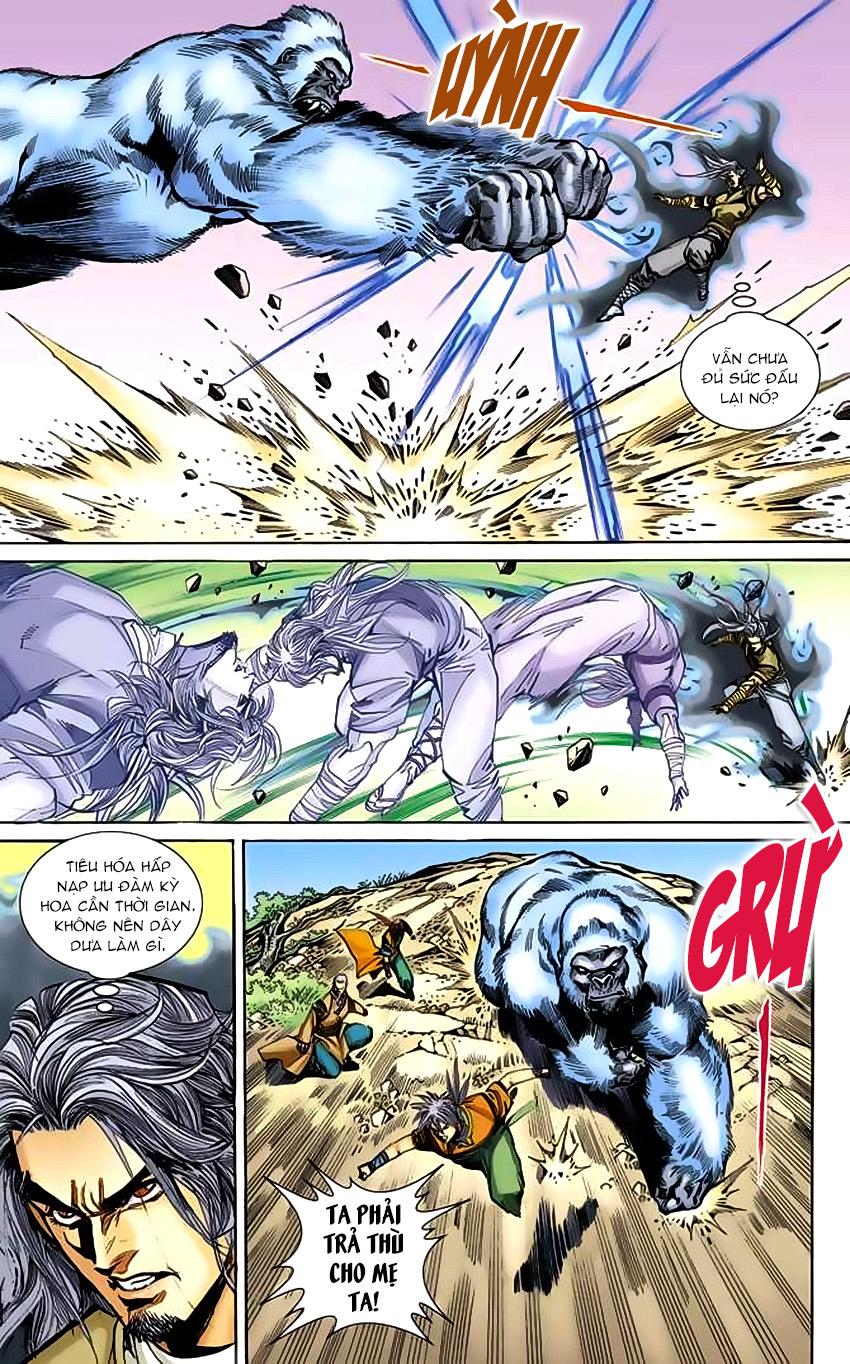 Bạch Phát Quỷ chap 7 - Trang 12