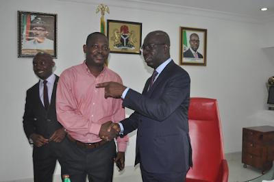 Edo state CPS,  John Mayaki, Obaseki