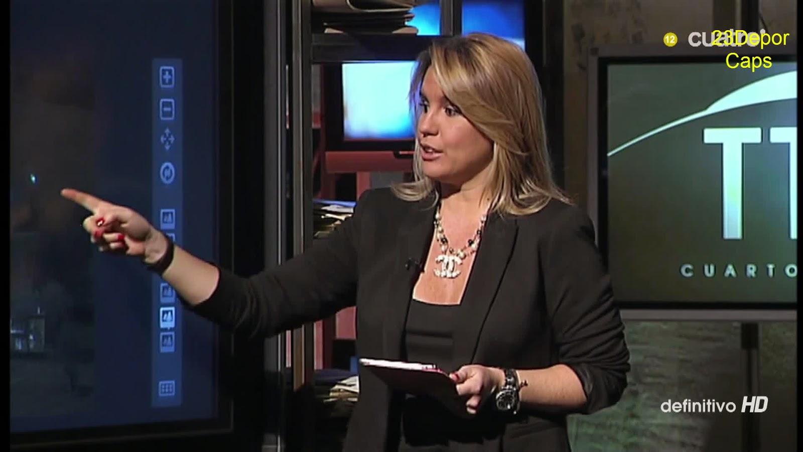OSFO a Carmen Porter, la presentadora de Cuarto Milenio - Página 3