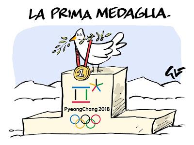 Schizzi Olimpiadi