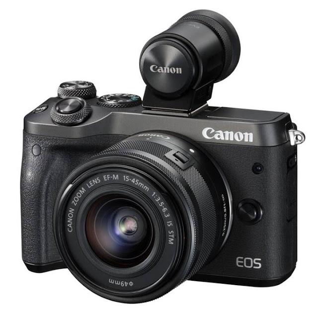 Canon profesyonel fotoğraf makinesi yelpazesini genişletiyor