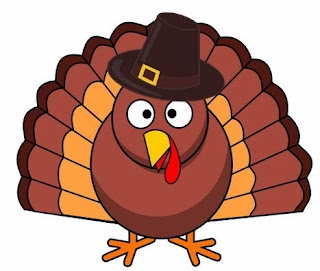 happy thanskgiving clipart