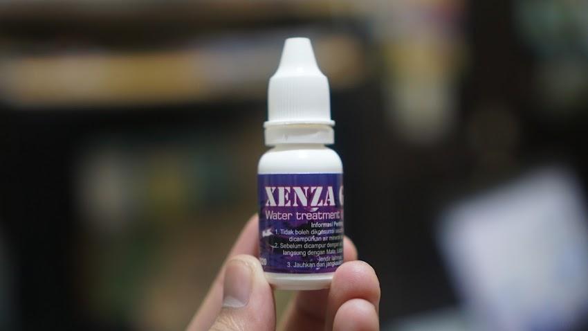 Manfaat Xenza Gold atau Senza G Ekstrak Alkali Alami