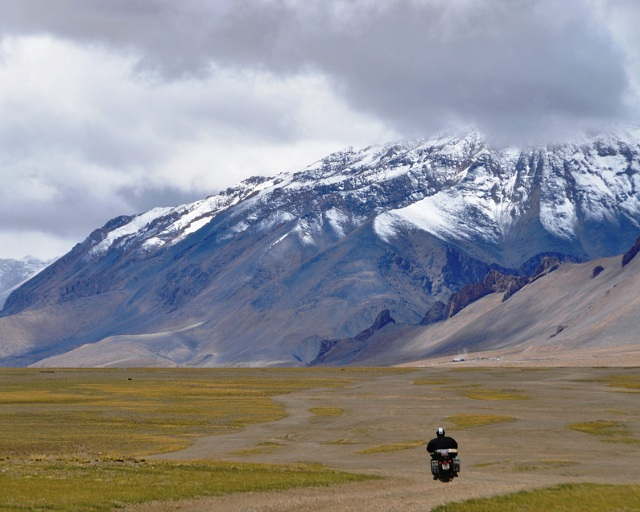 Motorcycle Tours in the Himalayas