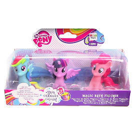 MLP Magic Bath Figures Pinkie Pie Figure by IMC Toys