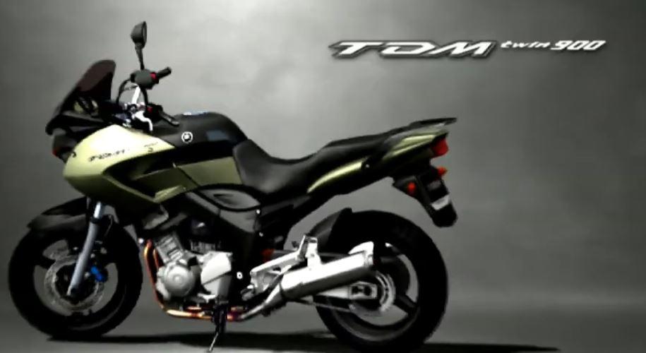 Yamaha TDM900 2005
