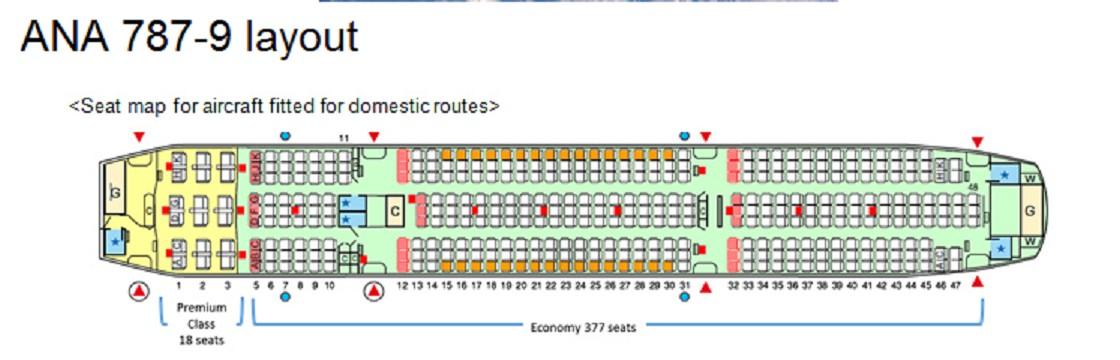 New 787-9 Seat Map - Seat Inspiration