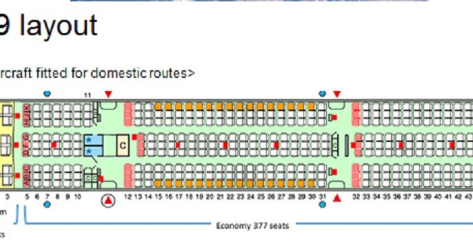 New 787-9 Seat Map - Seat Inspiration